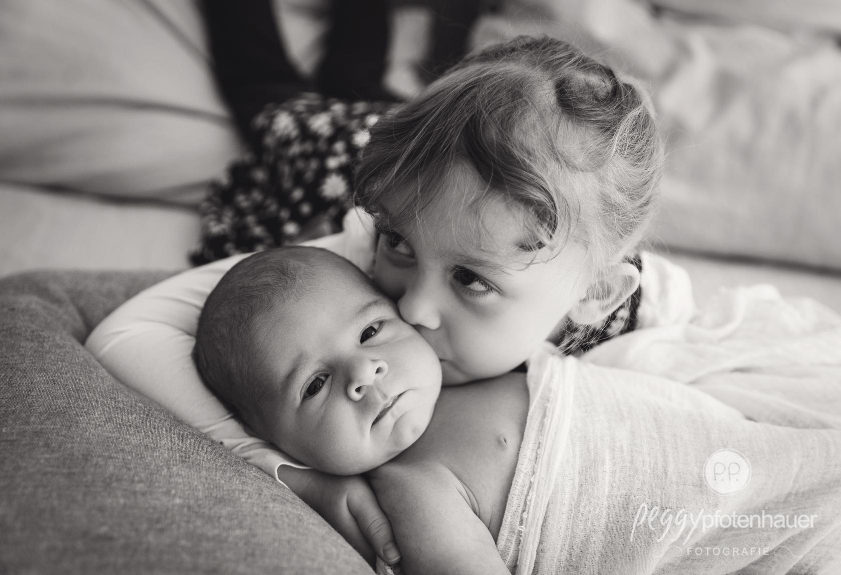 echte Geschwisterbilder