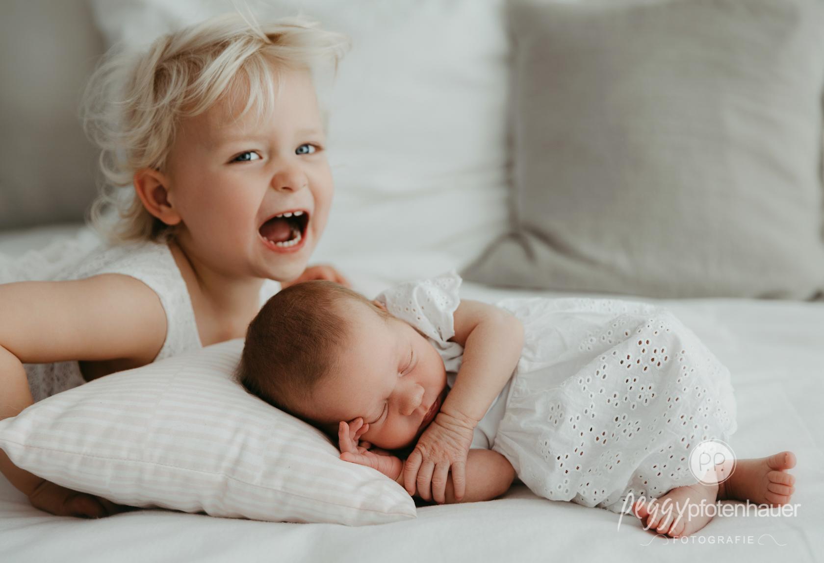 zauberhafte Geschwisterbilder