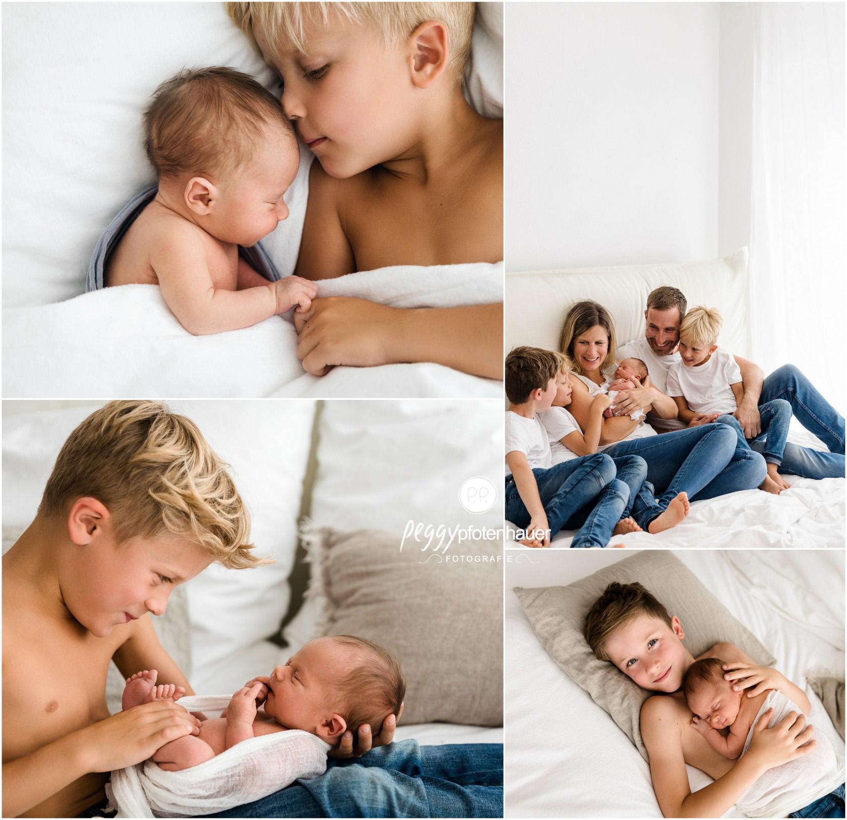 stilvolle Familienbilder