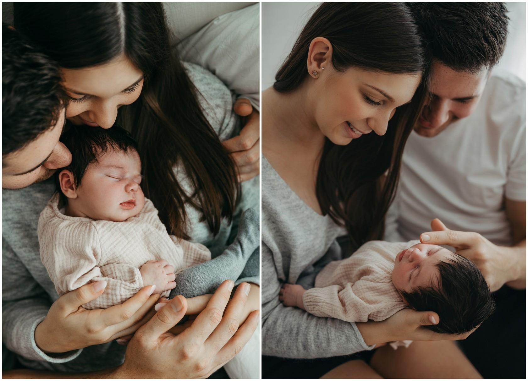 authentische Familienbilder