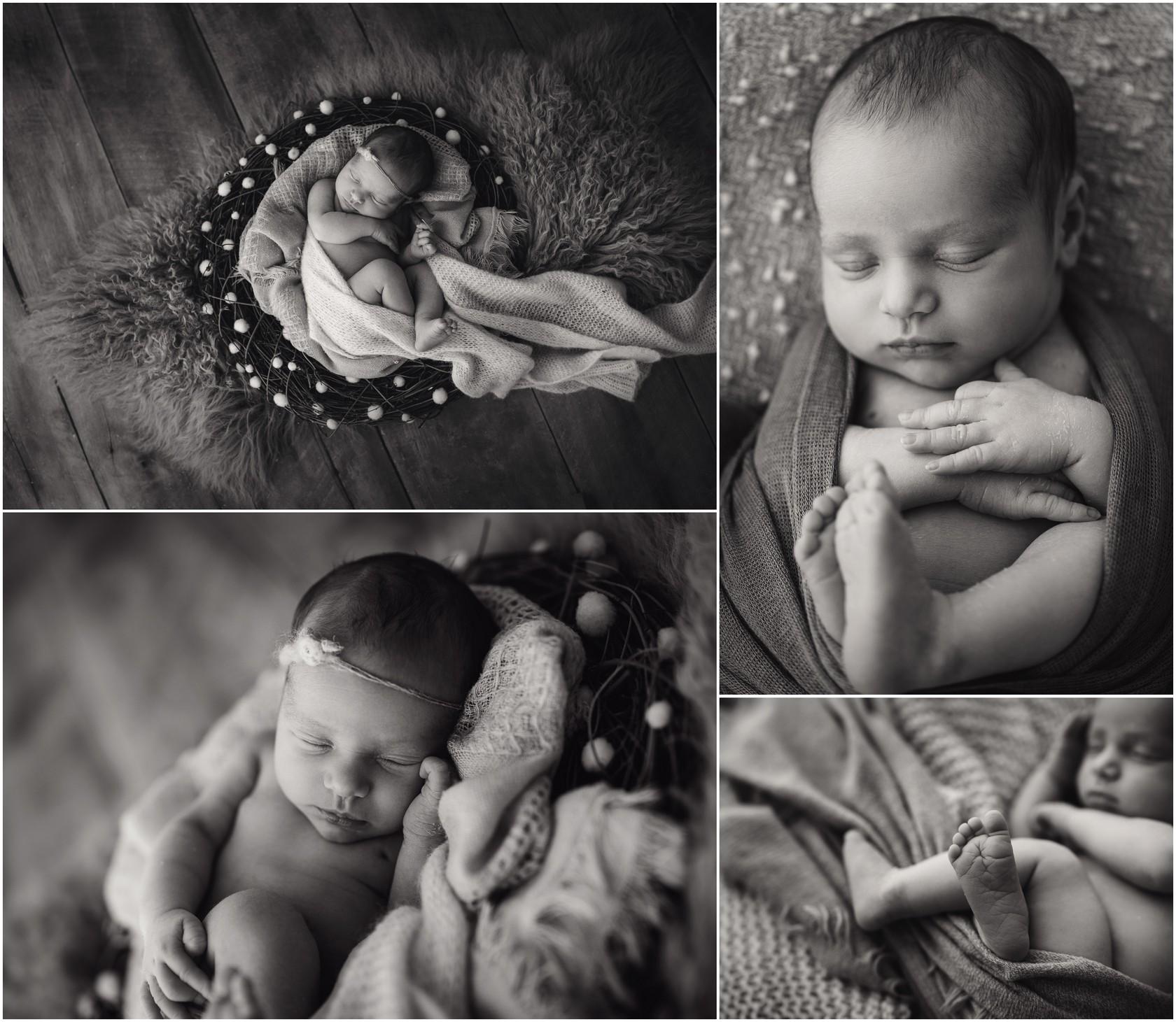 Fotografie von Babys