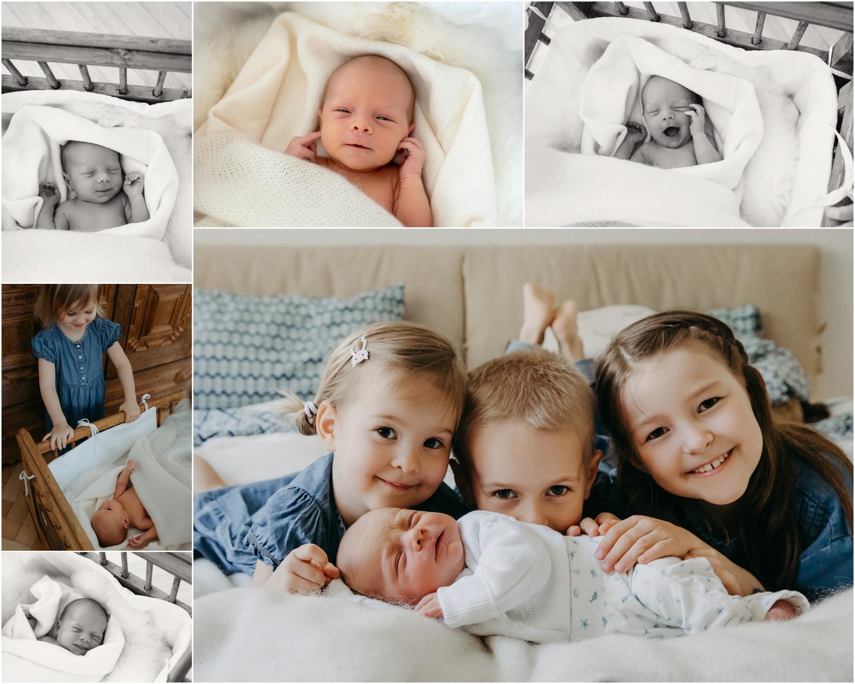 zauberhafte Neugeborenenfotos Erlangen