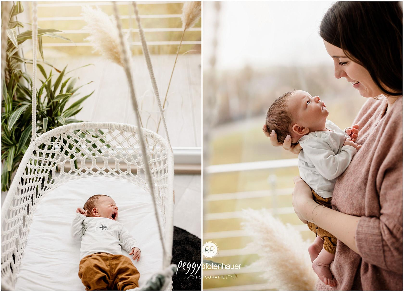 zeitlose Familienbilder zu Hause