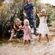 angestellte Familienfotos Oberfranken