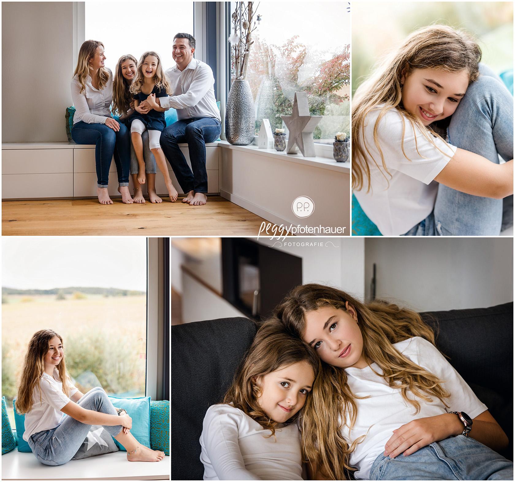 Bilder im eigenen Haus