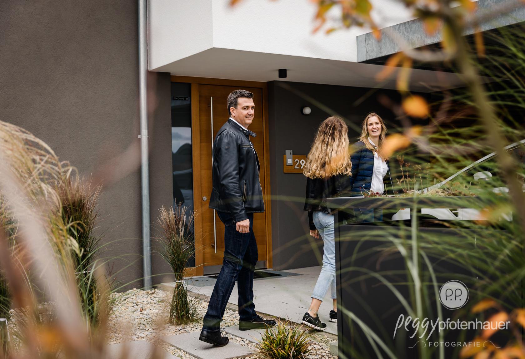 Lifestyleshooting im eigenen Haus