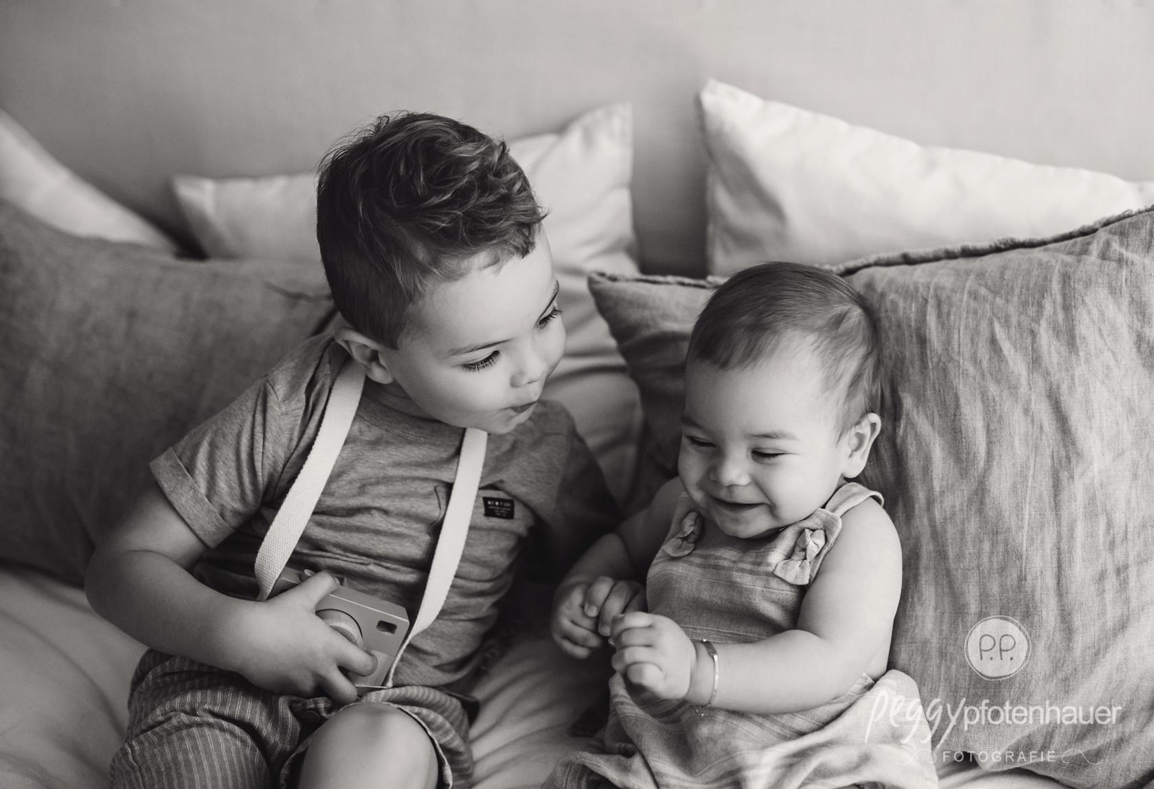 Geschwisterphotos