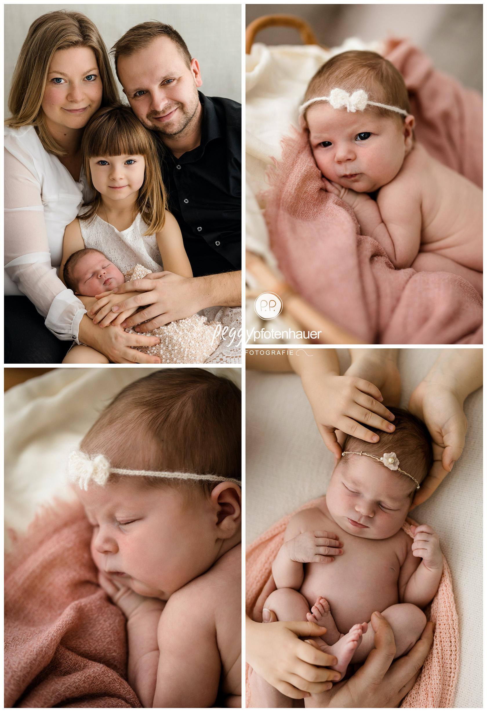 natürliche Neugeborenenbilder